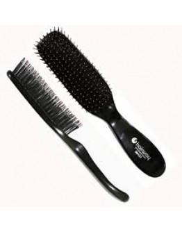 Щетка Hairway Sensitive 9-рядная, двойной штифт medium